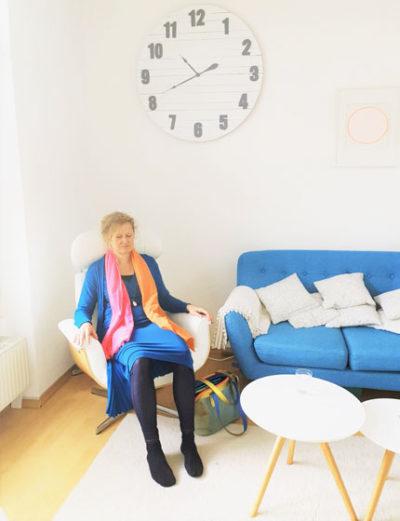 Hypnosesitzung Praxis Sybille Steidinger