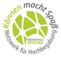 AlphaGenius Mitglied - Netzwerk zur Unterstützung von Hochbegabten und Hochsensiblen